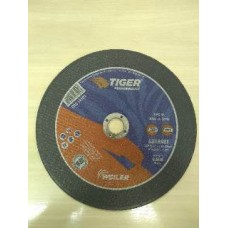 Disco Corte Ferro 9 1/8 7/8 Tiger Performance Weiler