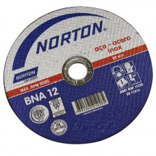 Disco Corte Fino 4.1/2 x 1,0MM x 7/8 BNA12 Norton