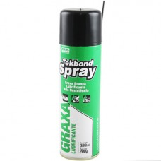 Graxa Spray Branca 300ML Tekbond